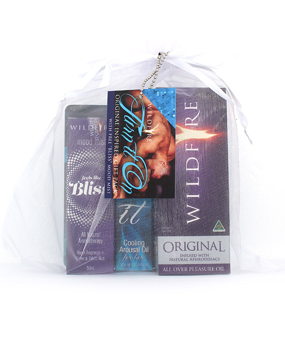 Wildfire Turn it On Original Gift Pack