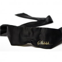 Shhh Blindfold by Bijoux Indiscrets, Step into a world of sensation