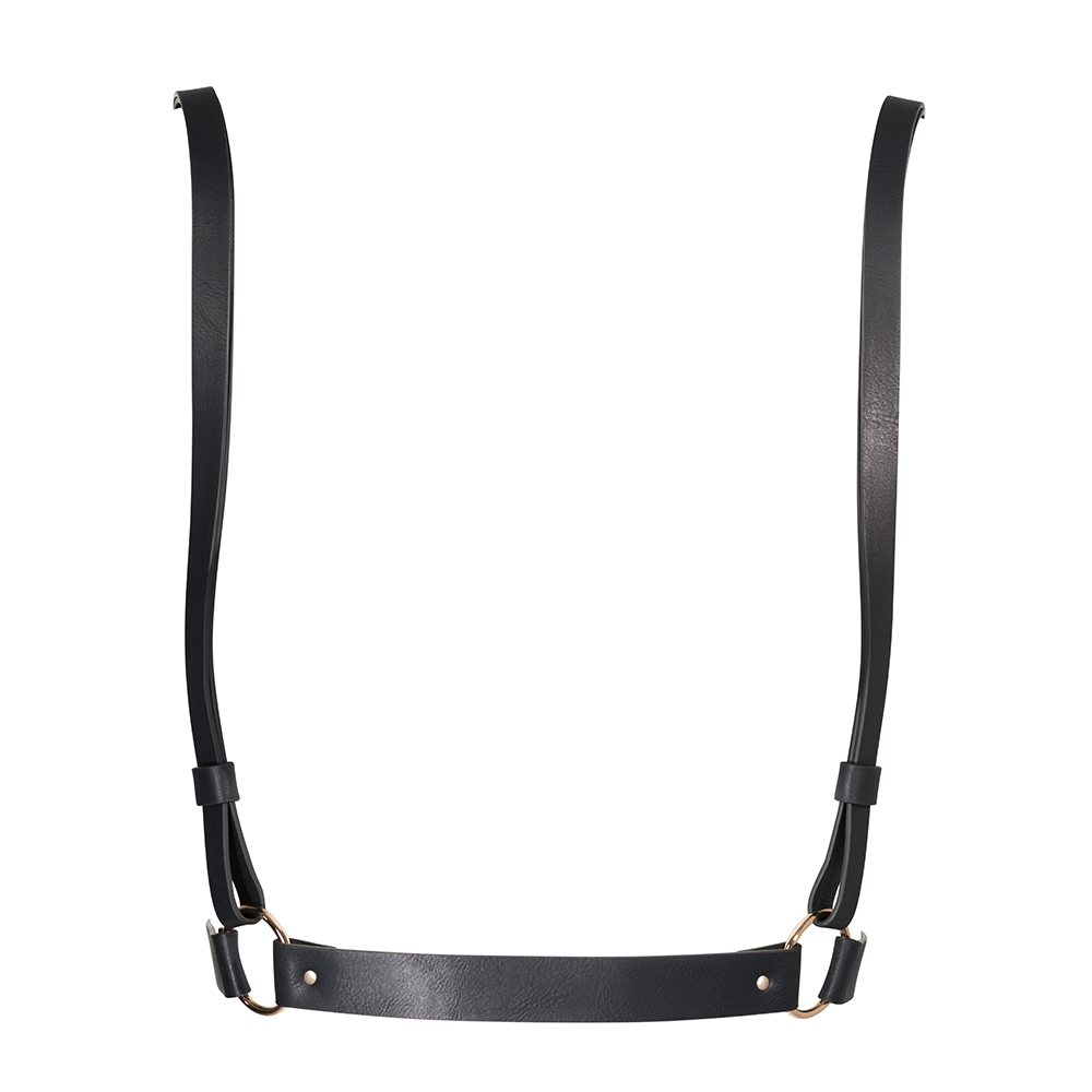 Bijoux Indiscrets X Harness - Black