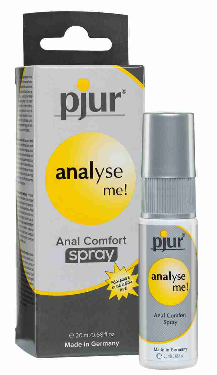 pjur pjur Analyse Me! Anal Comfort Spray - 20ml