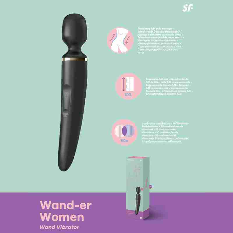 Satisfyer Wand-er Woman